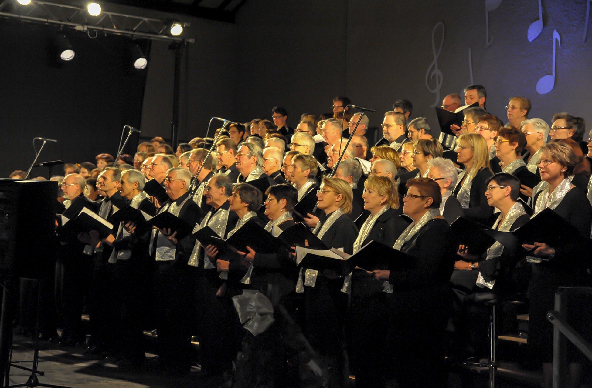 concert chorale Choeur de Ludna