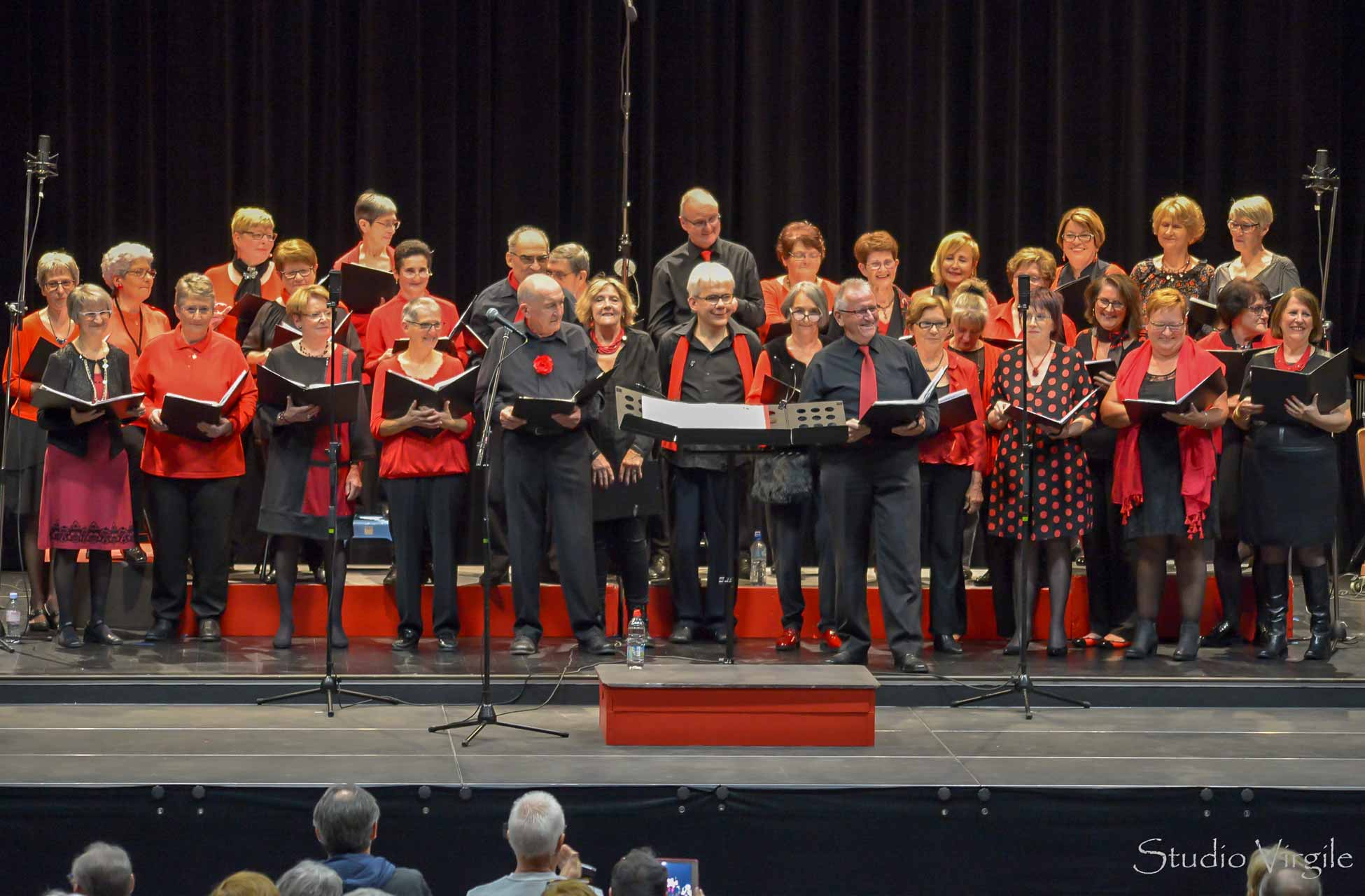 chorale chœur de Ludna